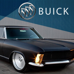 Buick for replaced car keys