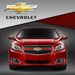 replaced car keys for Chevrolet