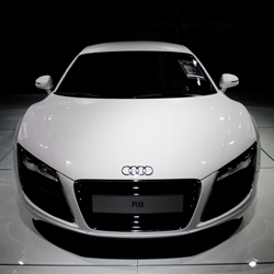 Replace Ignition Audi R8 Car  Keys