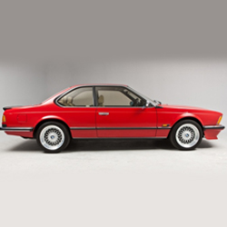 Replaced BMW 633CSi Car keys