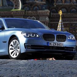 Replaced BMW 740Li keys