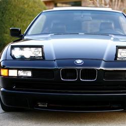Replace Ignition BMW 850Ci  Keys