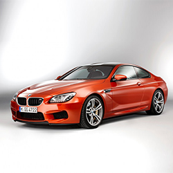 BMW M6 Car keys replaced