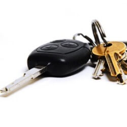 Missing Toyota Car Keys