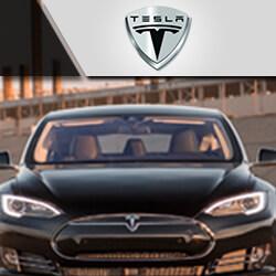 replaced car keys for Tesla