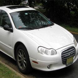 Chrysler Lhs Car Key Replacement Slimjim Locksmith