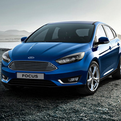Ford Focus key replace service