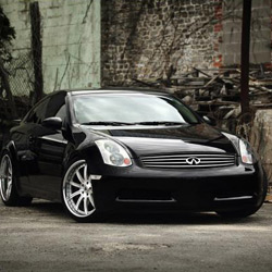Infiniti G Models key replace service