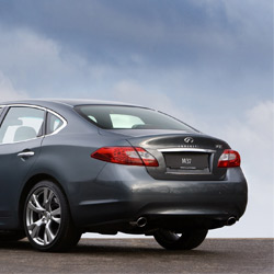 Replace Transponder Infiniti M37 Key