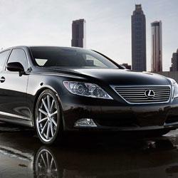 Lexus LS Models key makers