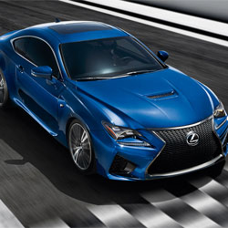 New Keys for Lexus RC F Car