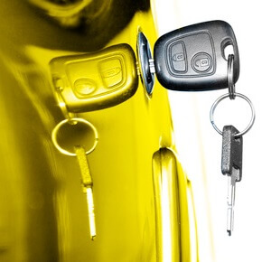 Missing BMW Car Keys