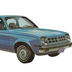 Pontiac 1000 Car  ignition keys replaced