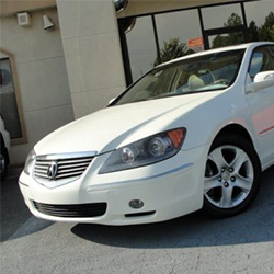 Replace Ignition Acura RL  Keys