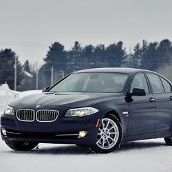 BMW 550i xDrive Car keys replaced
