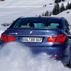 BMW Alpina B7 key makers