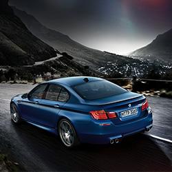 BMW M5 Car keys replaced