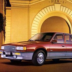 Replace Ignition Cadillac Cimarron Car  Keys