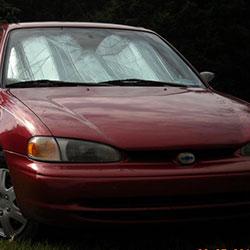 Chevrolet Prizm key replace service