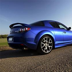 New Keys for Mazda