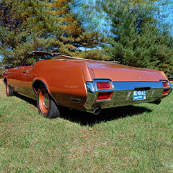 Replace Ignition Oldsmobile Cutlass Supreme Car  Keys