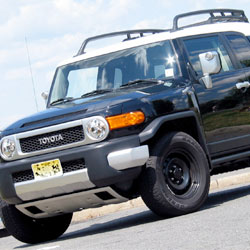 Replace Ignition Toyota FJ Cruiser  Keys