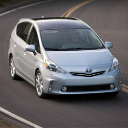 Toyota Prius V replacement Keys