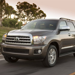 Toyota Sequoia Car  ignition keys replaced