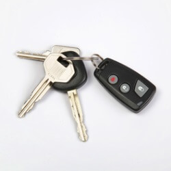 Replacement Transponder Car Key